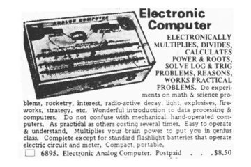 Electronic computer