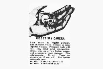 Midget Spy Cam