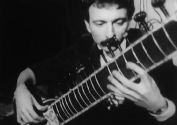 Roy Nepolitano on Sitar