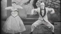 Bob Fosse and Mary Niles