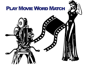 Play Movie Word Match