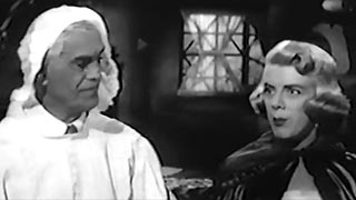 Boris Karloff and Rosemary clooney as the Big Bad Wolf and Red Riding Hood