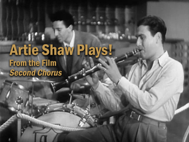 Artie Shaw Plays!